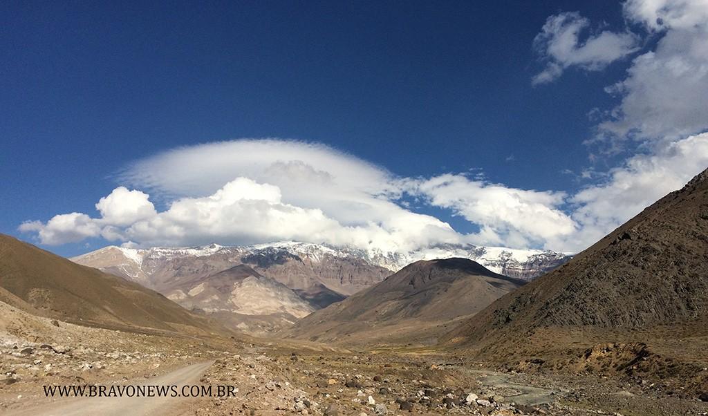 Cordilheira dos Andes - Caminho das Termas