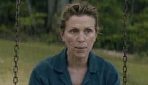 """Frances McDormand - """"Três Anúncios Para Um Crime"""" (Three Billboards Outside Ebbing, Missouri)"""