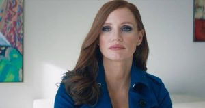 "Jessica Chastain – ""A Grande Jogada"" (Molly's Game)"