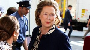 "Meryl Streep - ""The Post: A Guerra Secreta"" (The Post)"