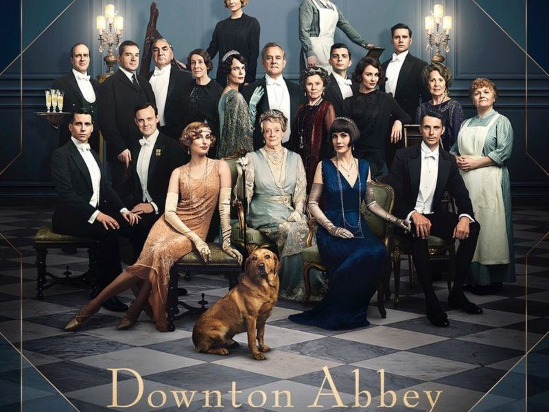 DOWNTON ABBEY – TRAILER E PÔSTERES DO FILME