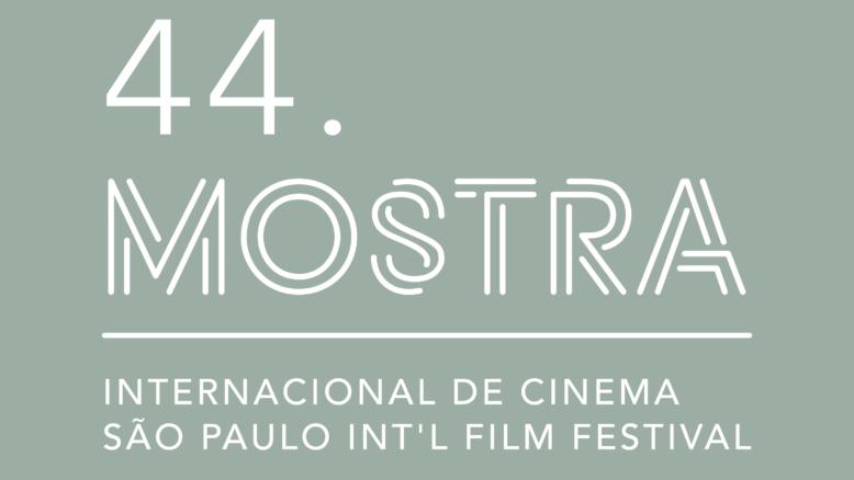 Logo Mostra Internacional de Cinema em São Paulo